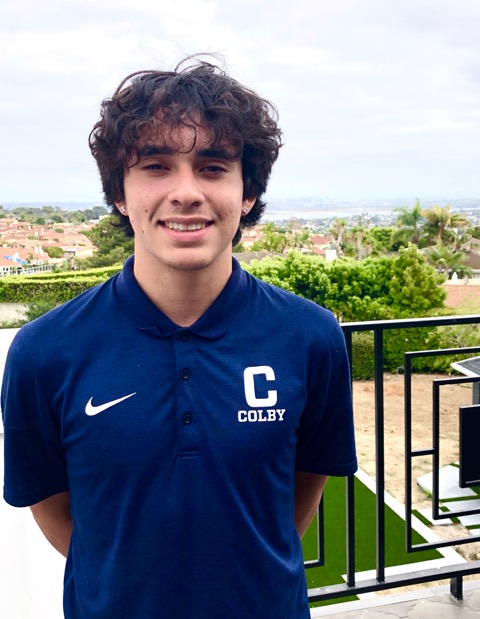 Ethan Franco, Colby College