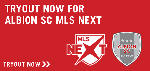 Tryout for MLS NEXT